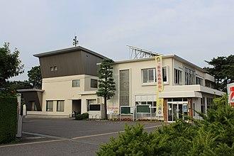 Nakajima, Fukushima - Nakajima Village Hall