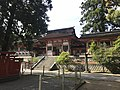 Nakamon gate of Kashii Shrine 3.jpg