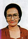 Nani Soedarsono - Fourth Development Cabinet.jpg