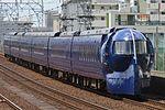Nankai 50504 at Imamiyaebisu Station.JPG
