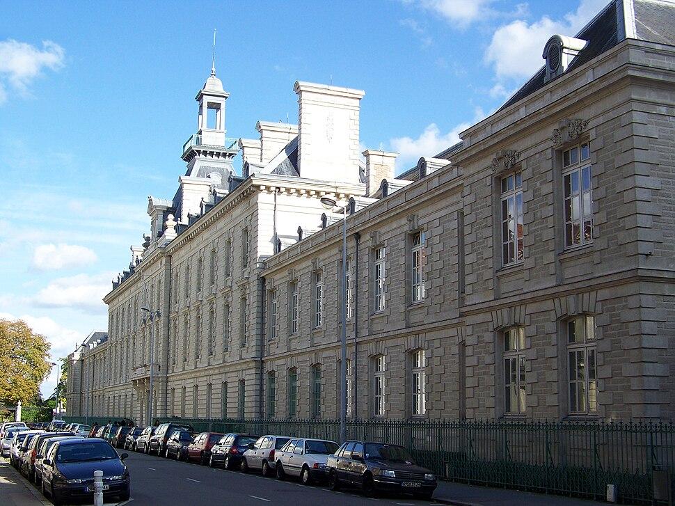 Nantes - lycée Clemenceau