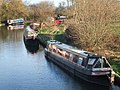 Narrowboats on the Grand Union Canal - geograph.org.uk - 325919.jpg