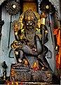Narsingha inside hanumandhoka.jpg
