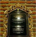 National Cultural Treasure marker of Minalin Church, Pampanga 01.jpg
