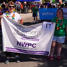 National Women's Political Caucus at Fresno Pride (18681651078).jpg