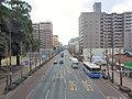 National road Route3 kumamoto shirakawakouenmae.jpg