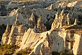 Nature carved rock Cappadocia 01.jpg