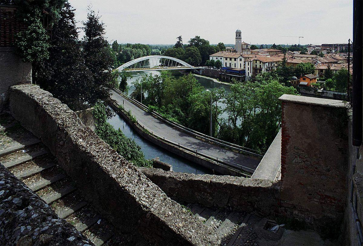Vaprio D Adda Villa Castelbarco Come Raggiungere