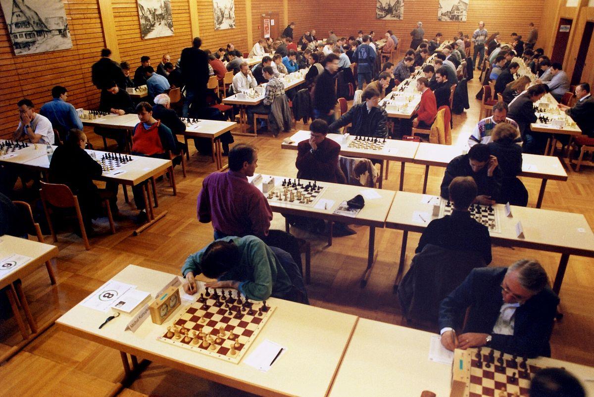 Torneo de ajedrez - Wikipedia, la enciclopedia libre