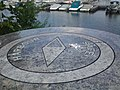 Nepean Sailing Club Safe Harbour sculpture and marina.jpg