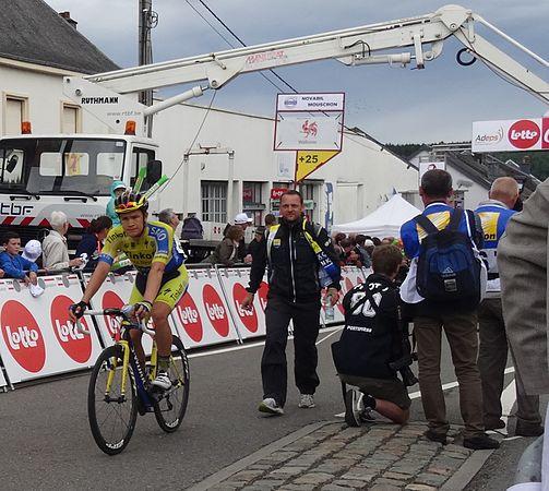 Neufchâteau - Tour de Wallonie, étape 3, 28 juillet 2014, arrivée (D08).JPG