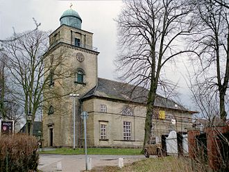Neumünster - Vicelinkirche (Vicelin Church)