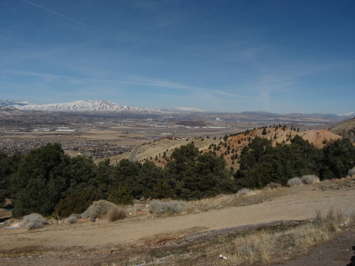 File Nevada State Route 341 Between Virginia City And Reno Nevada 414250718 Jpg Wikimedia Commons