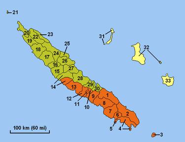 988 nouvelle caledonie plan -