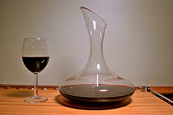 meaning of decanter