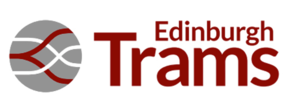 Logo der Edinburgh Trams