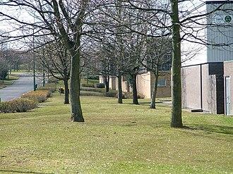 Newton Aycliffe - Newton Aycliffe Industrial Estate.