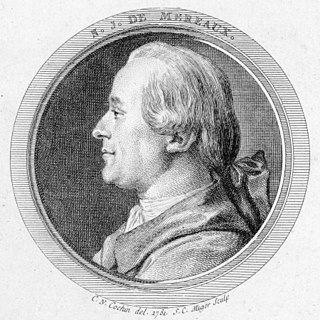 Nicolas-Jean Lefroid de Méreaux French composer