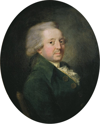 The Marquis de Condorcet - 18th century French firebrand of the metric system Nicolas de Condorcet.PNG