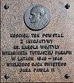 Niegowić Kościół - John Paul II - 05.jpg