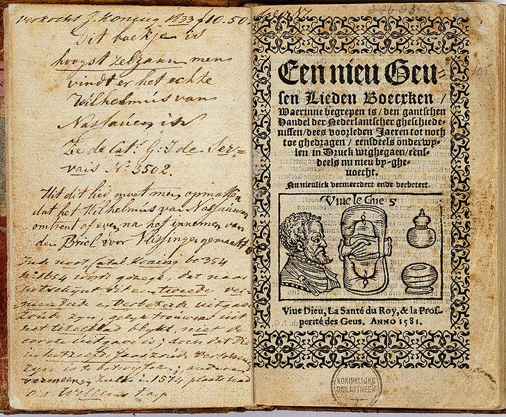 Fichier:Nieuw Geuzenliedboek 1581.jpg