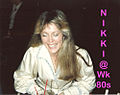 Nikki Hornsby at Pucci's (1980's).jpg