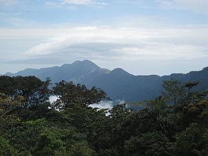 Mount Nimba Strict Nature Reserve - Mount Nimba landscape