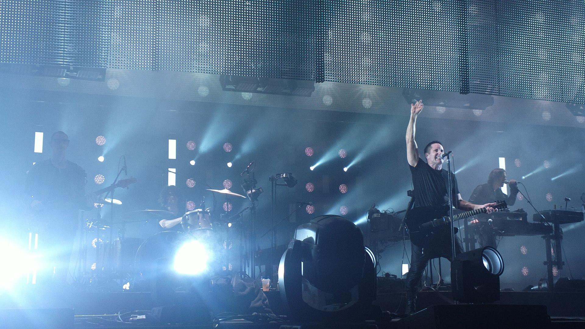Nine Inch Nails - Wikipedia