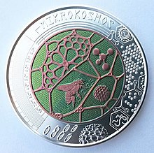 25 Euro Bimetallmünze Wikipedia