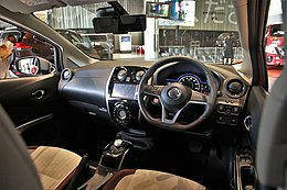 Nissan Note e-POWER Mode Premier interior.jpg