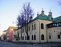 Nizhny Novgorod. Facade of State Bank Building at Gruzinskaya Street.jpg