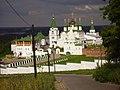 Nizhny Novgorod Pechersky Monastery.JPG