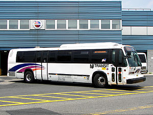 Millennium Transit Services - Image: Njtmillennium 4101c 8nx