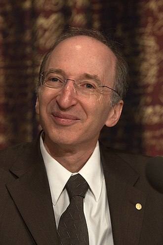 Saul Perlmutter - Saul Perlmutter during the Nobel week 2011