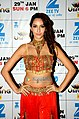 Nora Fatehi graces the red carpet for Umang police show (07).jpg