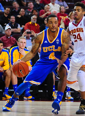 Norman Powell - Powell with UCLA against USC in 2015