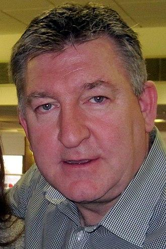 Norman Whiteside - Whiteside in 2013