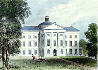 former capitol in Raleigh, North Carolina; destroyed by fire in 1831
