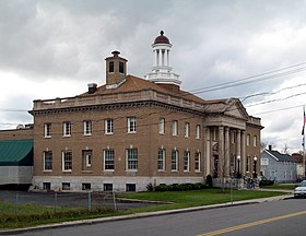 North Tonawanda Post Office Nov 08.JPG