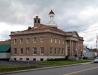 North Tonawanda, New York - North Tonawanda Post Office
