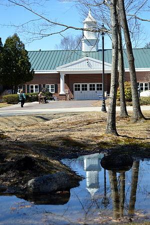 Northeast Catholic College - St. Paul's Multipurpose Building at the Northeast Catholic College in Warner, NH