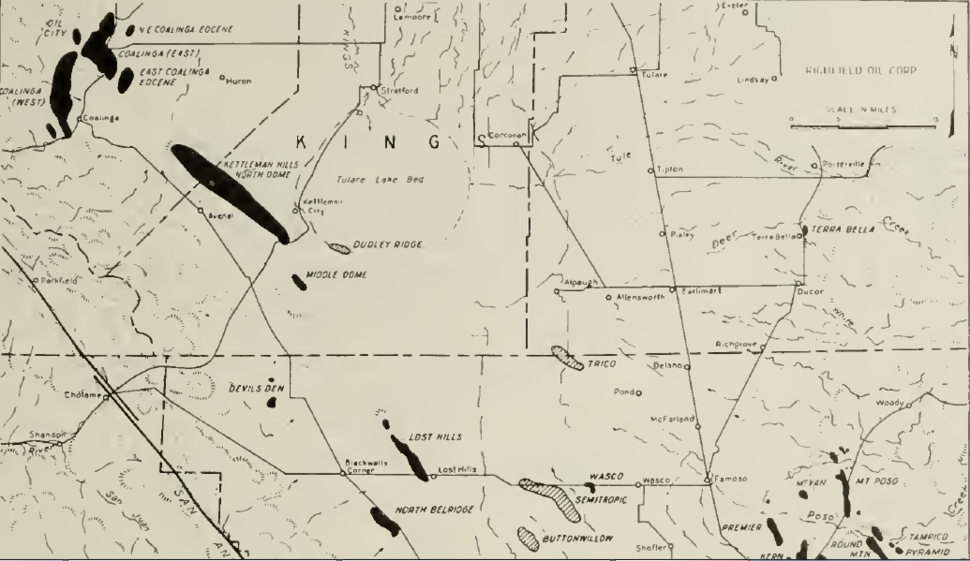 NorthernSanJoaquinValleyOilGasFields