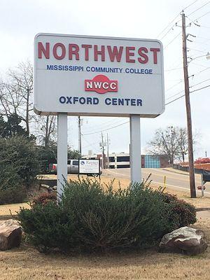 Northwest Mississippi Community College - Oxford Campus