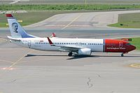 EI-FHU - B738 - Norwegian Air International