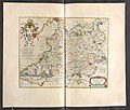 Nova Et Accvrata Comitatvs Et Ditionis Alostanæ… Tabvla - Atlas Maior, vol 4, map 24 - Joan Blaeu, 1667 - BL 114.h(star).4.(24).jpg