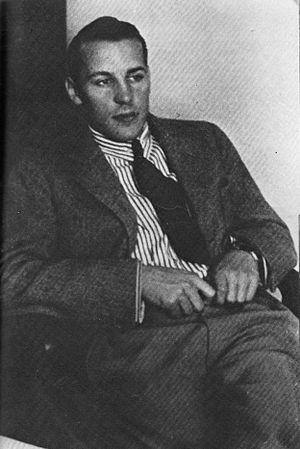 Nyrki Tapiovaara - Tapiovaara in 1938