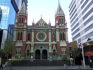 Trinity Church, Perth church in Perth, Western Australia