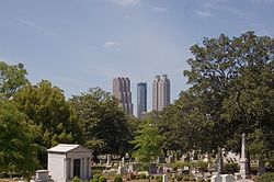 Oakland Cemetery and Atlanta Skyscrapers.jpg