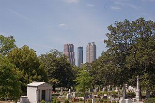 Oakland Cemetery (Atlanta) cemetery in Atlanta, Georgia