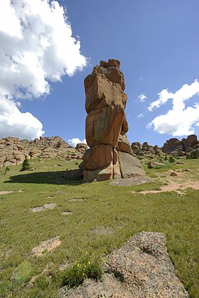 Obelisk, Lost Creek Wilderness.jpg